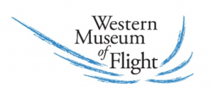 Western Museum of Flight Logo from Website